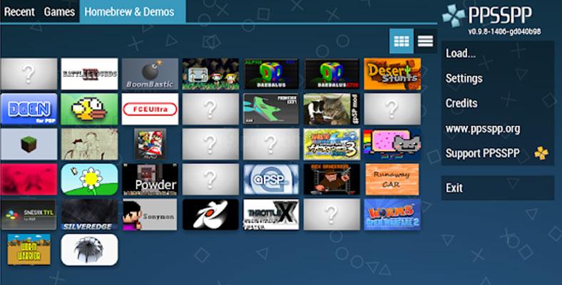 PPSSPP Emulator Gold Pro