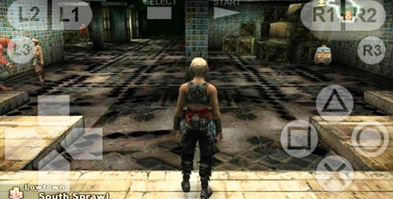 PTWOE – Playstation 2 Emulator