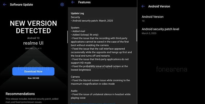 Update Software Realme 6 Pro