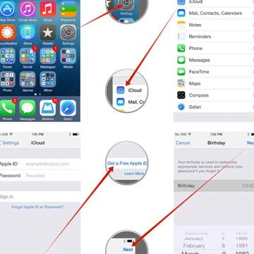 Cara Membuat iCloud dan ID Apple baru di iPhone Bekas