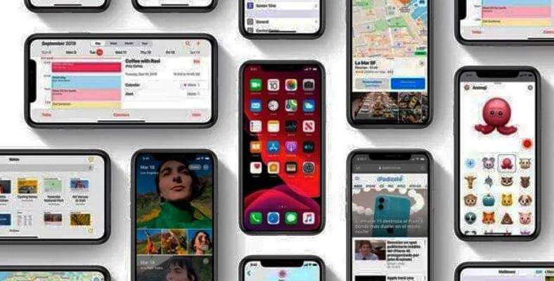 Apple Mulai Update iOS dan iPadOS 13.4