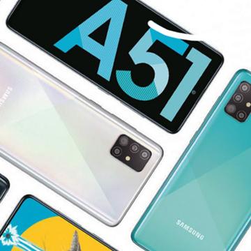 Samsung Galaxy A51 versi 5G Siap Meluncur ke Pasaran