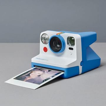 Polaroid Now, Kamera Instan Terbaru Berdesain Klasik