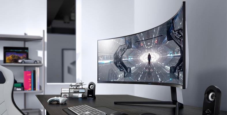 6 Monitor Gaming Lengkung Terbaik, Main Game Semakin Puas! | Pricebook