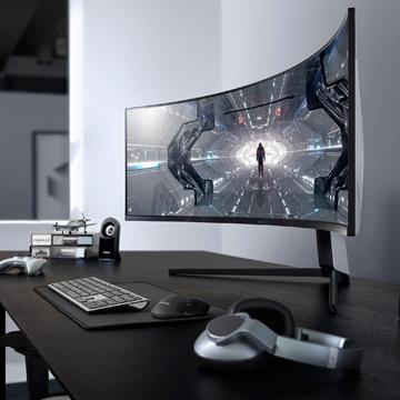 6 Monitor Gaming Lengkung Terbaik, Main Lebih Puas dan Fokus!