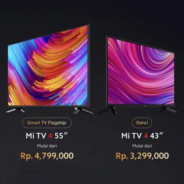 Xiaomi Boyong Smart TV dan Air Purifier dengan Harga Murah