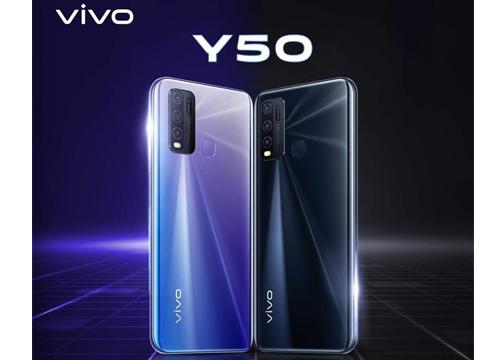 Spesifikasi dan Harga Vivo Y50