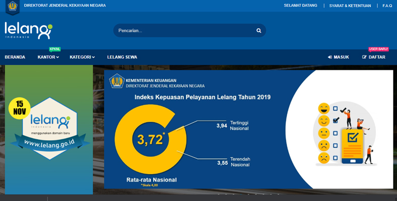 Lelang Indonesia