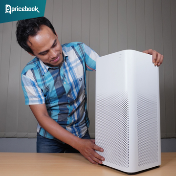 Review Xiaomi Mi Air Purifier 2, Bisa Nyambung ke Hp