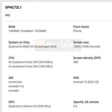 2 Hp Baru OPPO Muncul di Google Play Console, Seri Apa?
