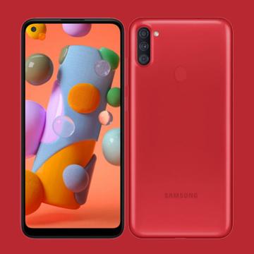 Spesifikasi Samsung Galaxy A11, Infinity-O plus 3 Kamera Belakang