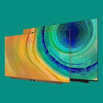 Ini Dia Huawei Vision X65, OLED TV yang Punya Kamera Pop-up