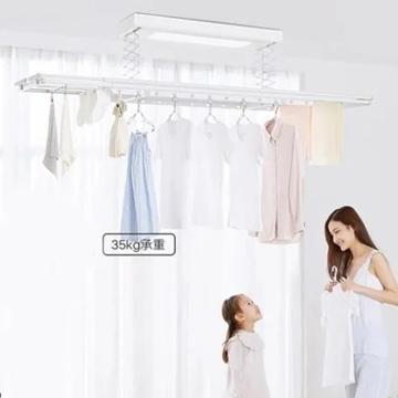 MIJIA Smart Clothes Dryer, Keringkan Baju Pakai Perintah Suara