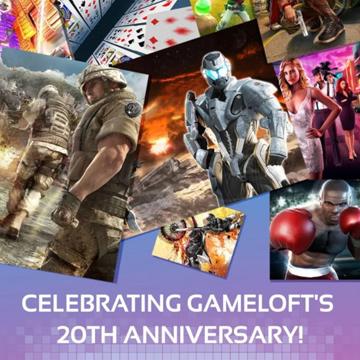 Rayakan HUT ke 20, Gameloft Classic Rilis 30 Game Lawas Gratis