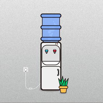 10 Rekomendasi Dispenser Terbaik, Galon Bawah dan Galon Atas