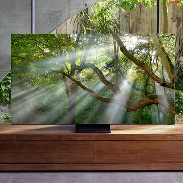 Dua TV 8K Samsung Terbaru 2020, Banyak Fitur Canggih