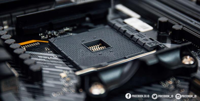 Motherboard AMD b550