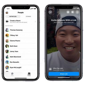 Facebook Messenger Room, Meeting Online Hingga 50 Orang
