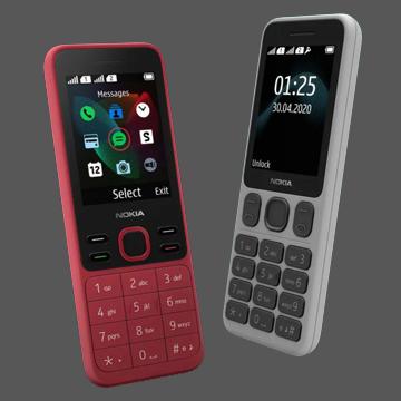 2 Hp Murah Nokia Meluncur, Baterai Tahan Seminggu