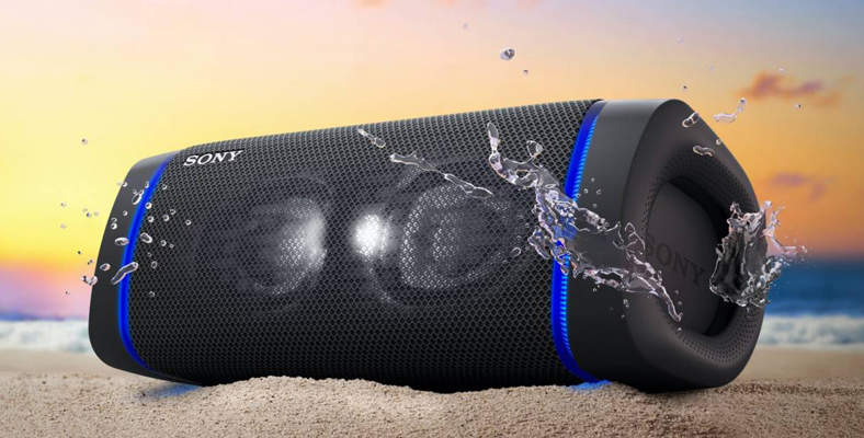 Speaker Bluetooth Terbaru Sony