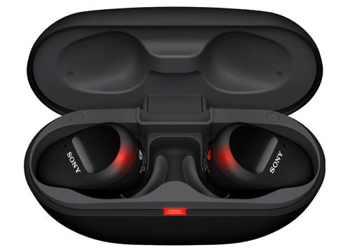 desain Sony WF-SP800N