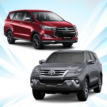Daftar Harga Mobil Toyota Indonesia Terbaru 2021
