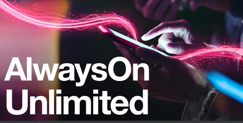 Paket AlwaysOn Unlimited