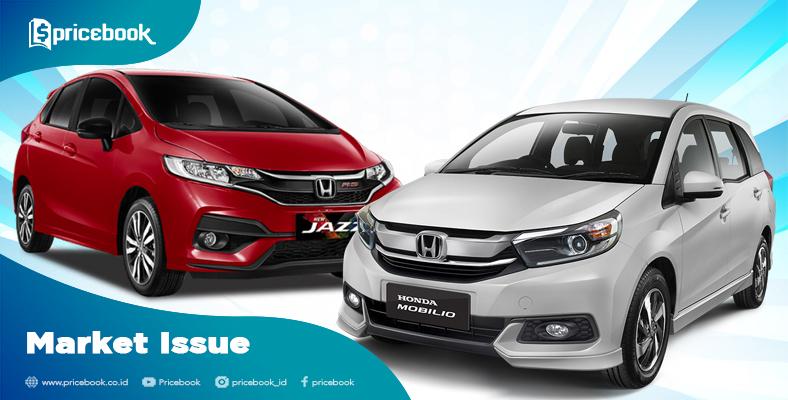 Daftar Harga Mobil Honda Indonesia Terbaru 2021 Pricebook