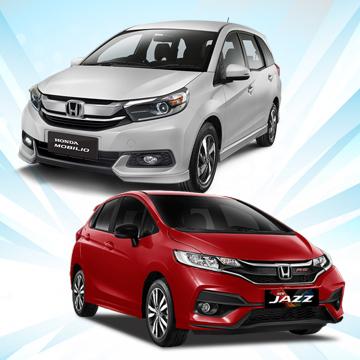 Daftar Harga Mobil Honda Indonesia Terbaru 2021