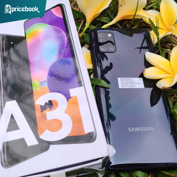 Review Samsung Galaxy A31, Kamera Ok, Main Game Ok