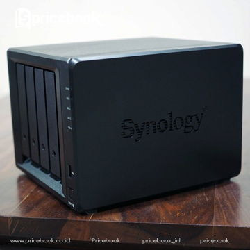 Review NAS Synology DS918+, Bye Bye Google Drive