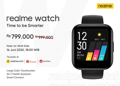 harga realme watch
