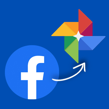 Cara Memindahkan Foto dan Video Facebook ke Google Photos