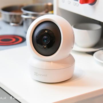 EZVIZ C6N, Indoor Smart Camera Kaya Fitur Harga 400 ribuan