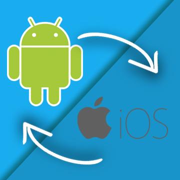 Cara Transfer File dari iPhone ke Hp Android dan Sebaliknya