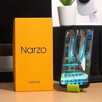 (Video) Review realme Narzo: Hp Gaming 2 Jutaan