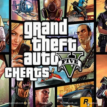 Cheat GTA 5 Untuk PS3, PS4, PC, Xbox, dan Smartphone. Paling Update!