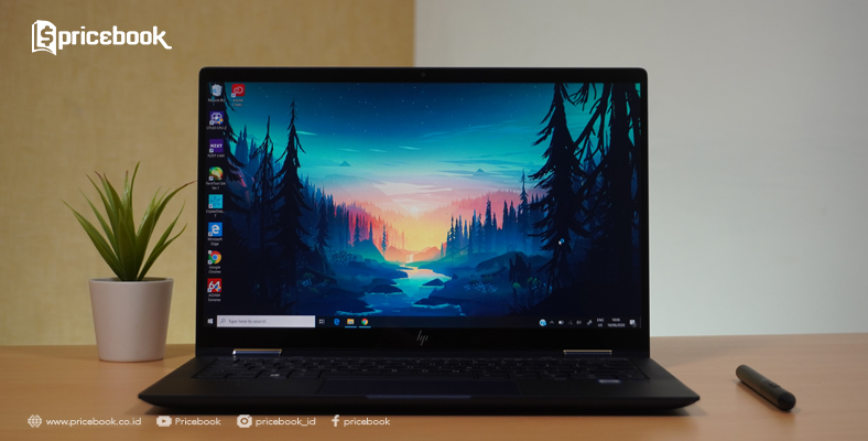 review hp elite dragonfly