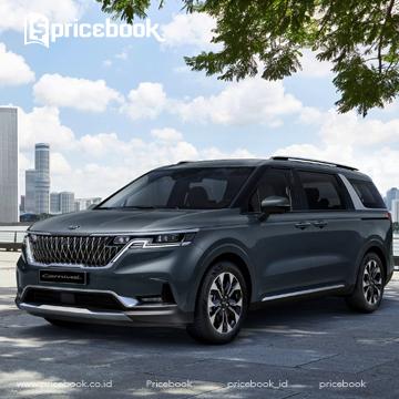 Kia New Carnival, Desain SUV dengan Gaya Luxury