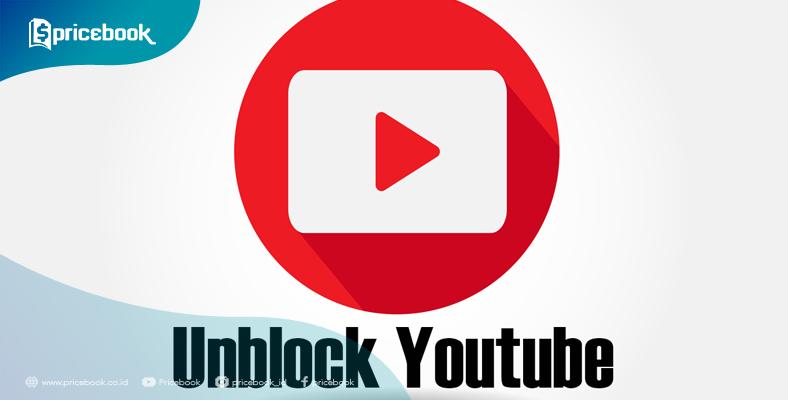 cara buka blokir video youtube