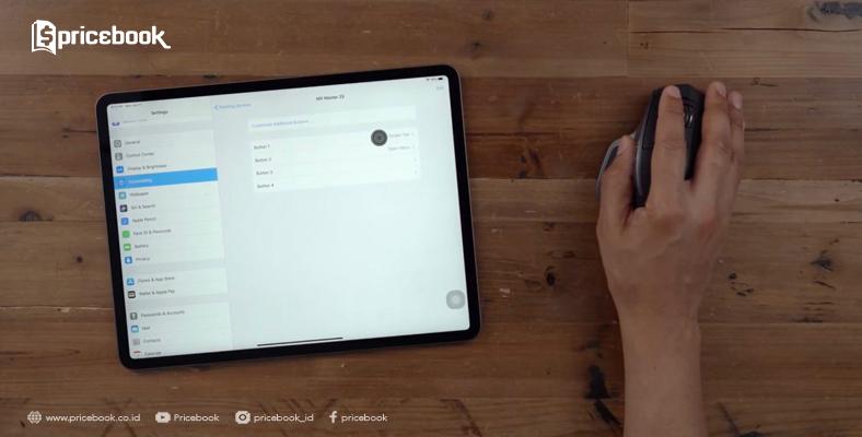 mouse ipad