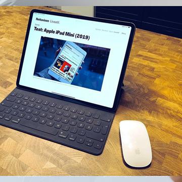 Solusi Jitu Menggunakan Mouse Dengan iPad