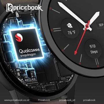Snapdragon Wear 4100 Series Untuk Smartwatch Masa Depan