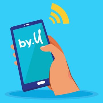 Daftar Lengkap Paket Internet by.U, Harganya Mulai Seribuan!
