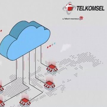 Telkomsel Kolaborasi dengan Alfamart Lewat SD-WAN