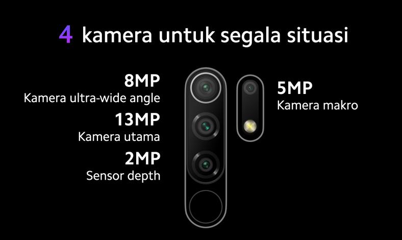kamera redmi 9