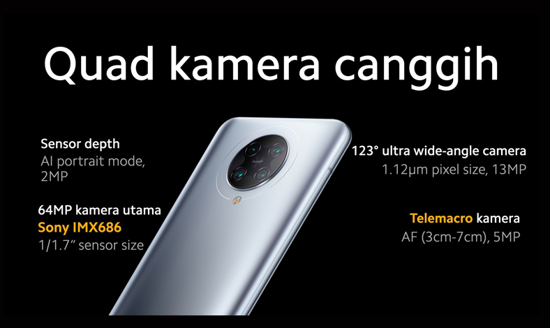 kamera poco f2 pro