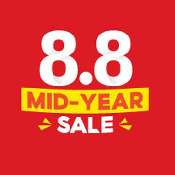 Shopee Hadirkan 8.8 Mid Year Sale dengan Promo Menarik