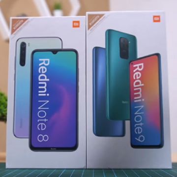 Redmi Note 8 vs Redmi Note 9, Siapa Menang?