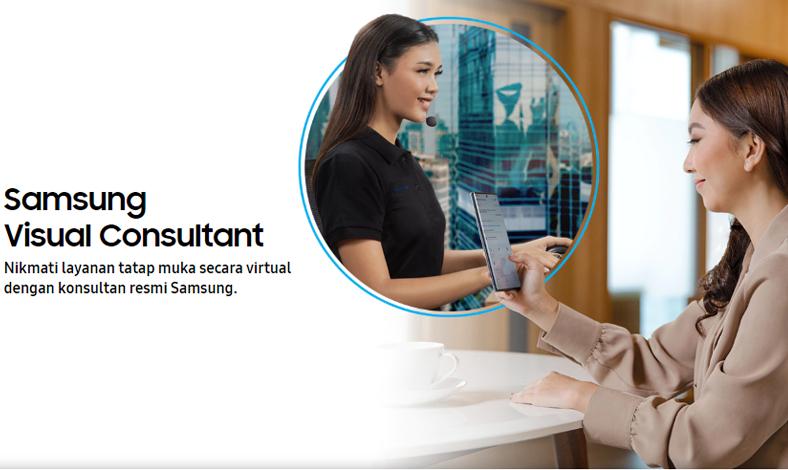 Samsung Visual Consultant